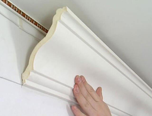крепление светодиодной ленты к стене