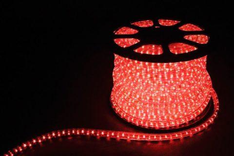 трубка дюралайт с светодиодами
