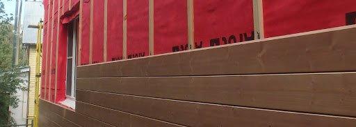 планкен на фасад