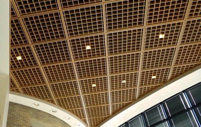 грильято потолок