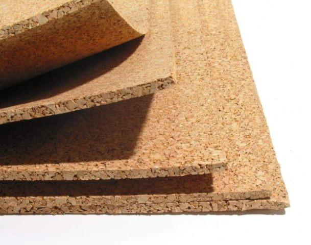 пробковая плитка для шумоизоляции