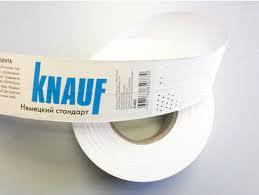 бумажная лента кнауф для стыков от трещин